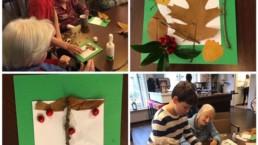 Bezoek basisschoolleerlingen Huize Beatrix